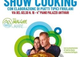 Show cooking - Friuli Doc 2018
